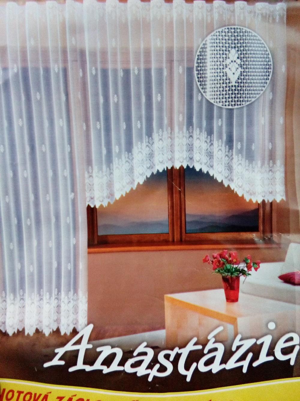 záclona hotová Fo Anastázie 300x150