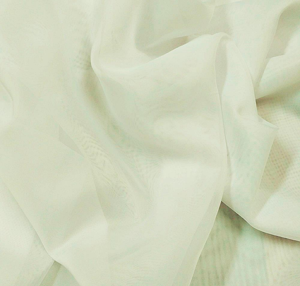 záclona G  7939 300 voál bílý