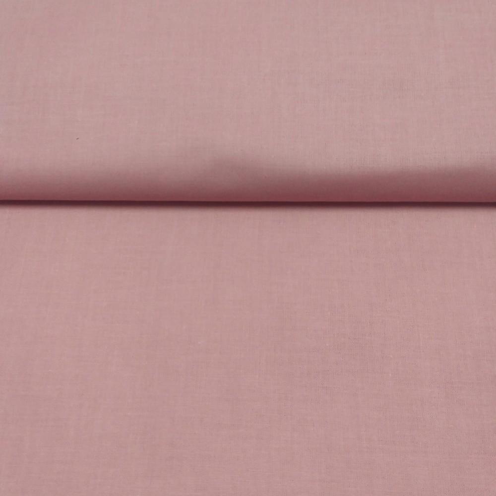 bavlna starorůžová 140 cm