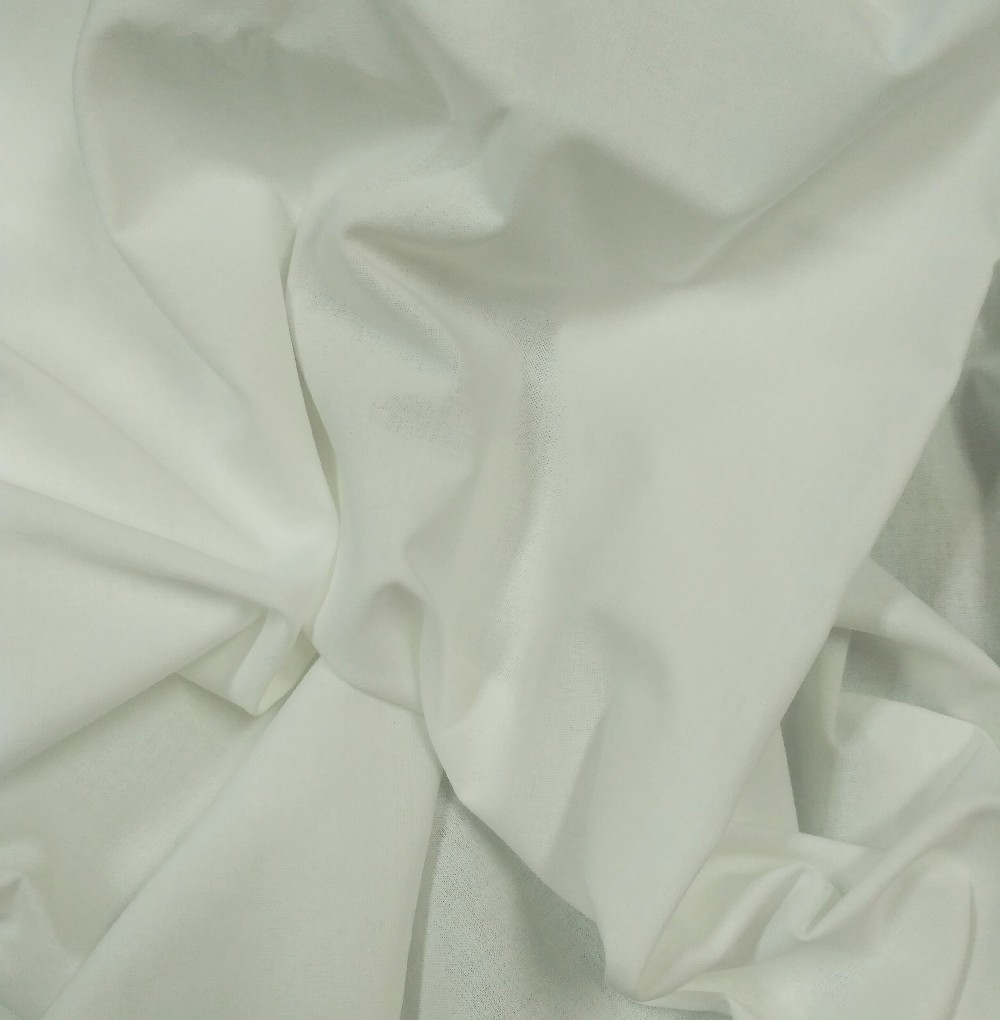 bavlna bílá š. 150 cm