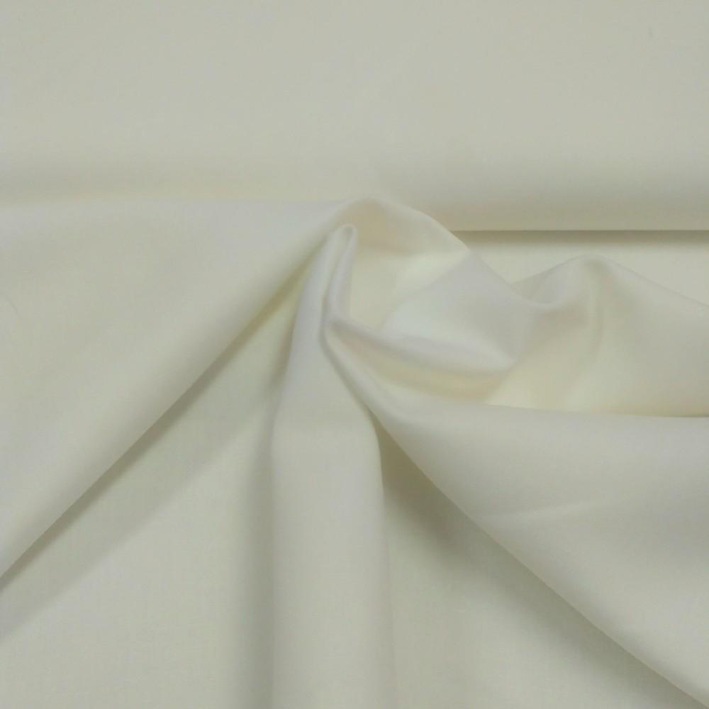 bavlna režná smetanová 150 cm