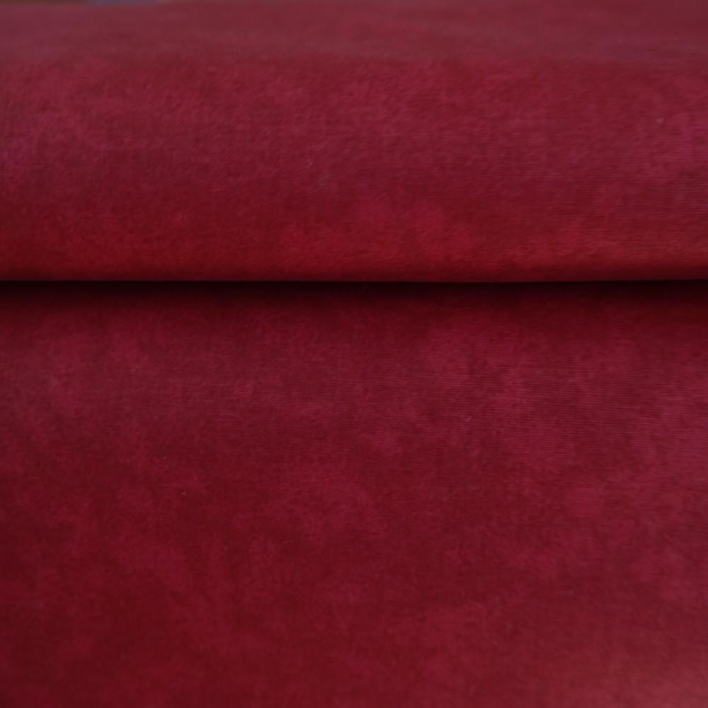 bavlna  bordový mranor 140 cm