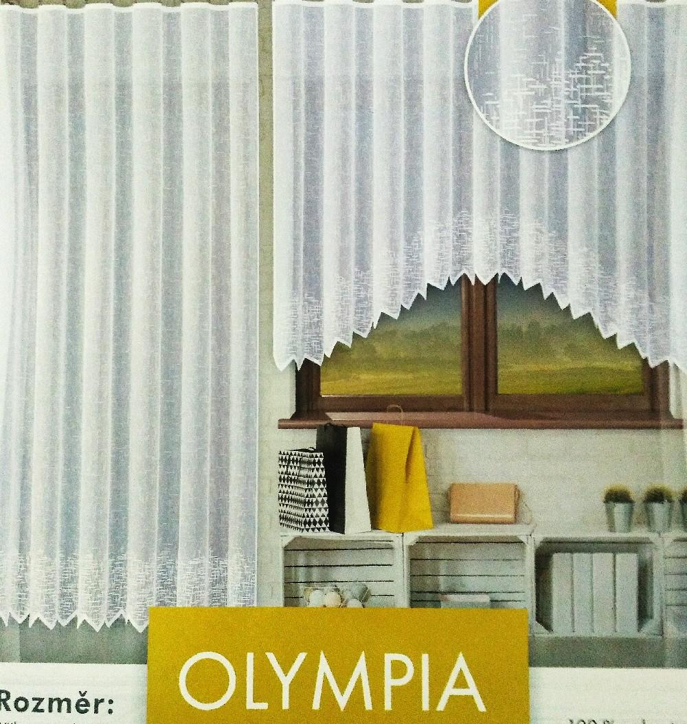 záclona hotová Fo Olympia 220x120
