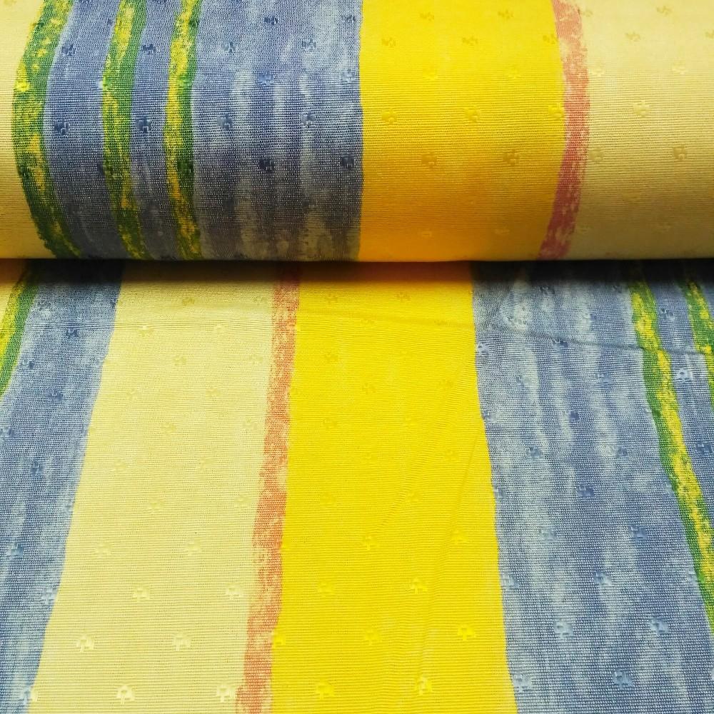 dekoracka A barevné veselé pruhy messe