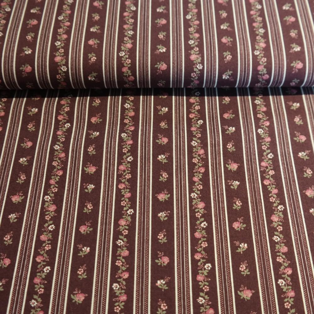 bavlna bordo-americká