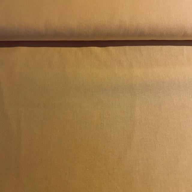 bavlna okrová-150cm