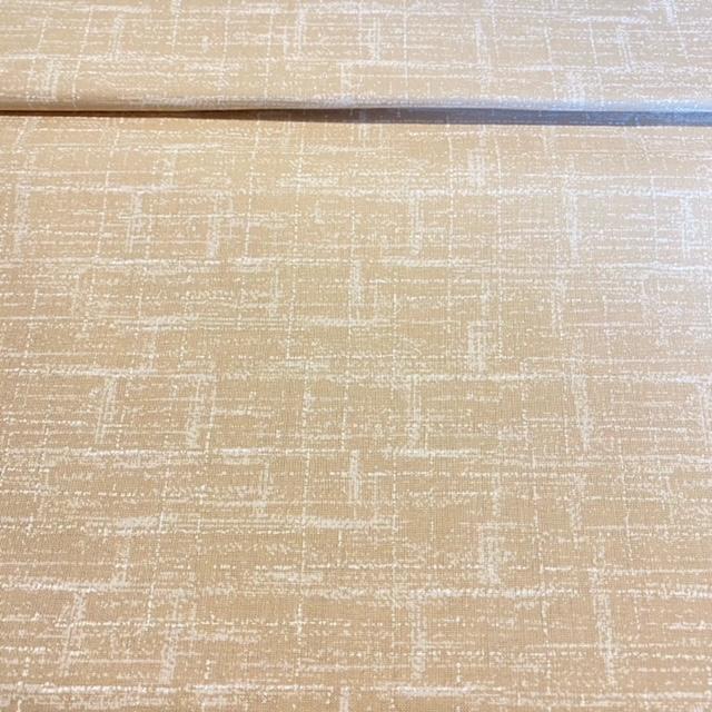 bavlna béžovo bílý natur 160