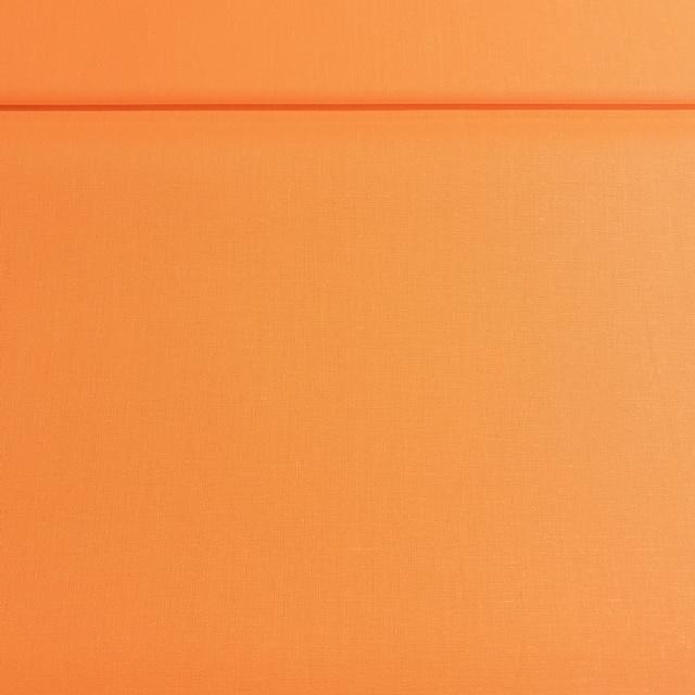 bavlna sv.oranžová š.140 1 j.