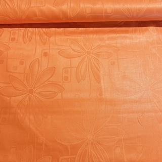 bavlna Bohema damašek oranž š.286cm