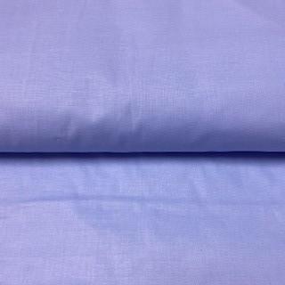 bavlna světle modrá 160 cm