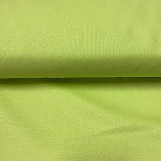 bavlna neonově zelená160 cm