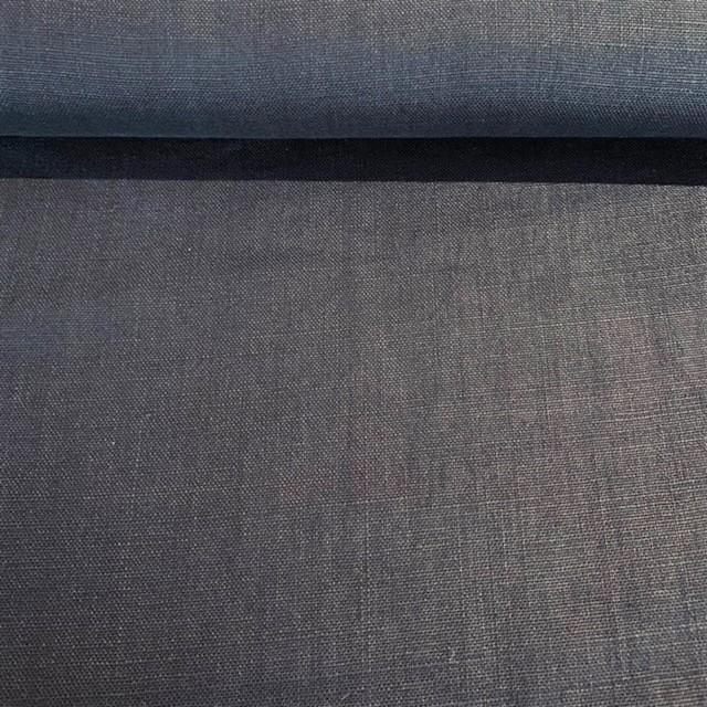 džínovina elastická šedá