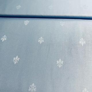 bavlna-damašek sv.modrý š.165 2 j.