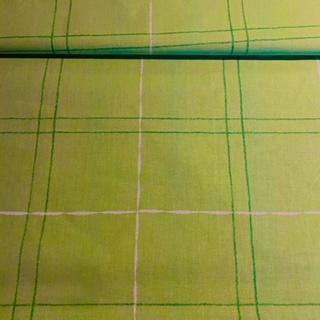 bavlna zelené kostky velké 280