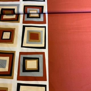 bavlna Belista terakota kstkyj š.140