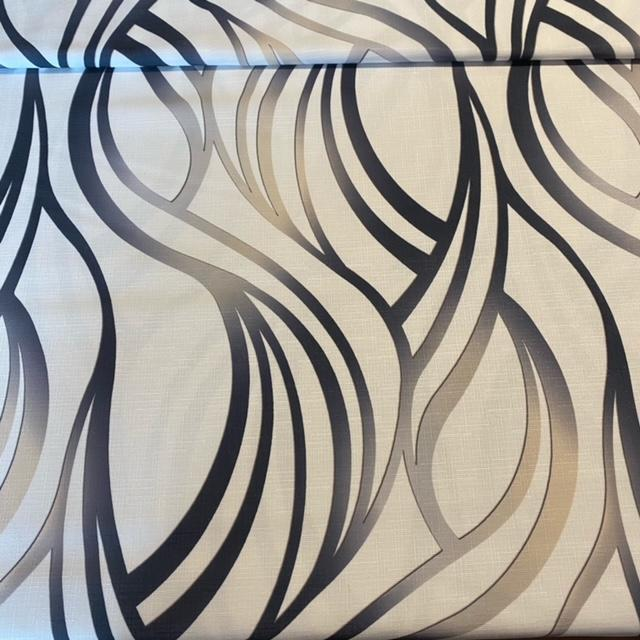 dekoračka Eduard černobílé šlahoun š.160