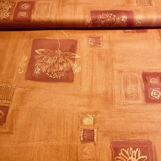 dekoračka terecota vínkostkakvět š.140cm