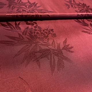 brokát červený květ 2jak