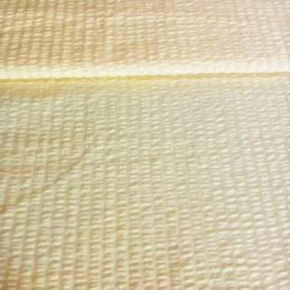bavlna krep svět.žlutý š.140