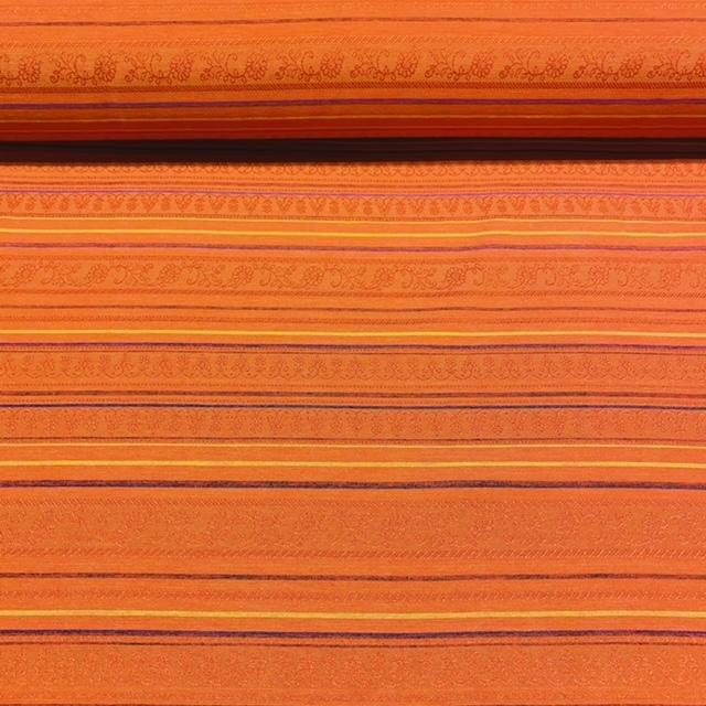 dekoračka 2 druhy / červená/ oranžová