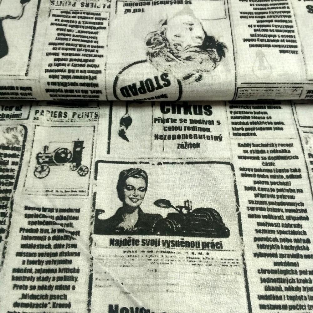 bavlna noviny české