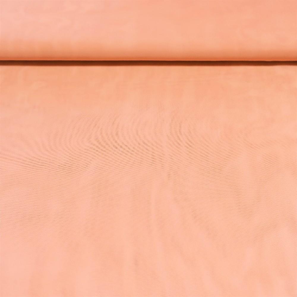 záclona voál meruňkový š.150