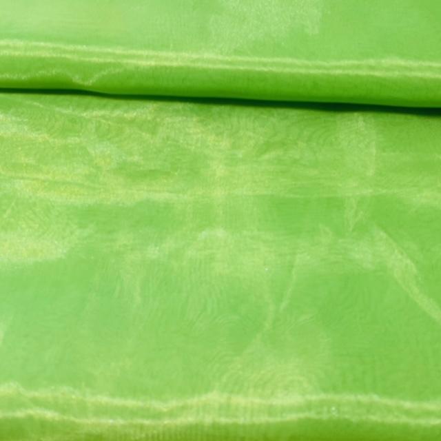 záclona voál sv. zelený š.280