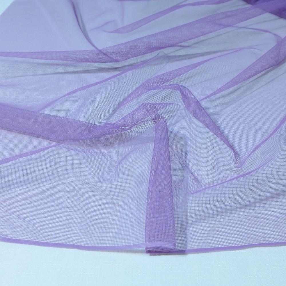 záclona A mess/260  1 j. fialová