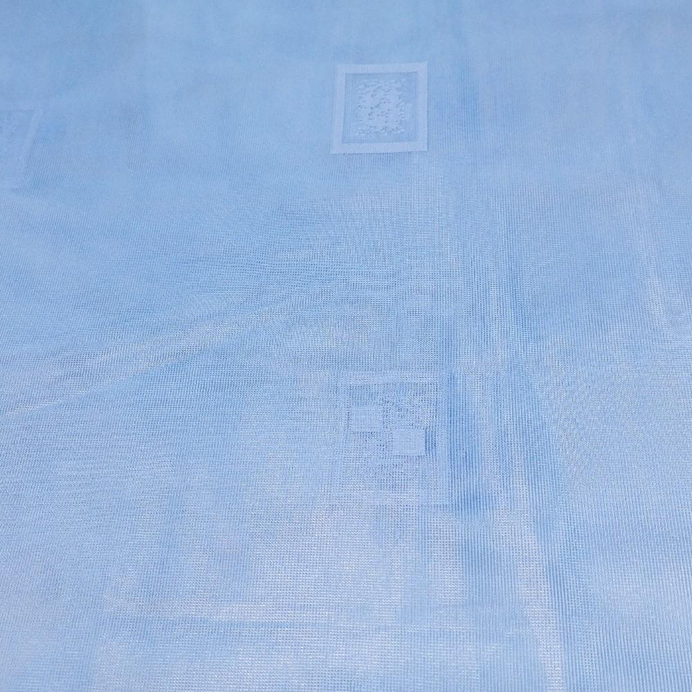 zaclona  412227/250 1.j. modrá