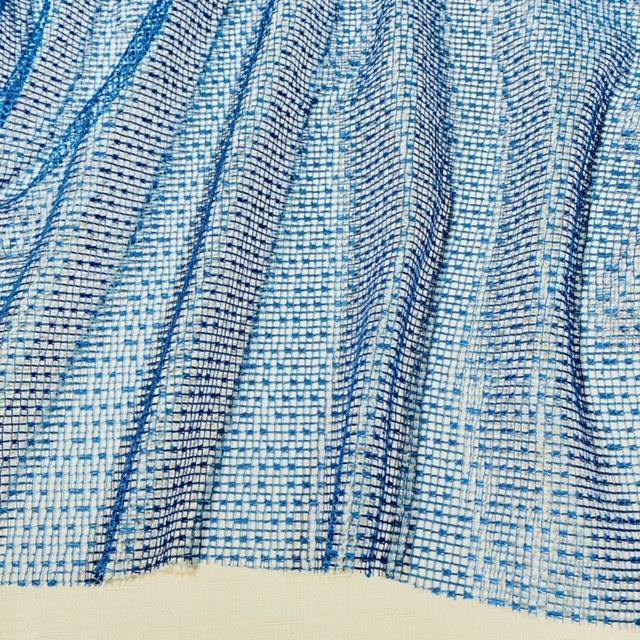 záclona  3000-10/150   1 j. modrá