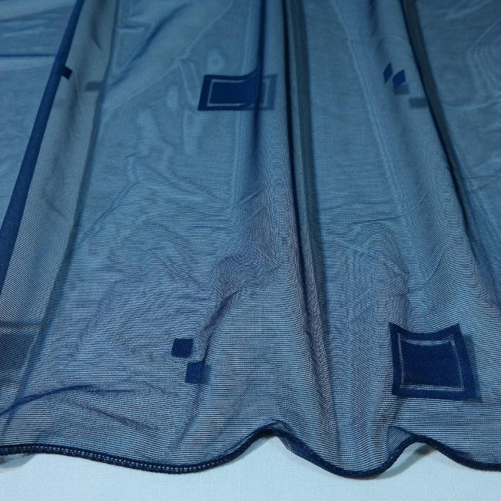zaclona G 649/8/275 1.j. modrá