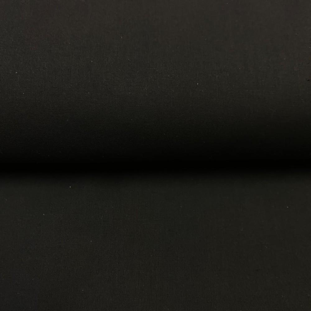 bavlna černá pevná
