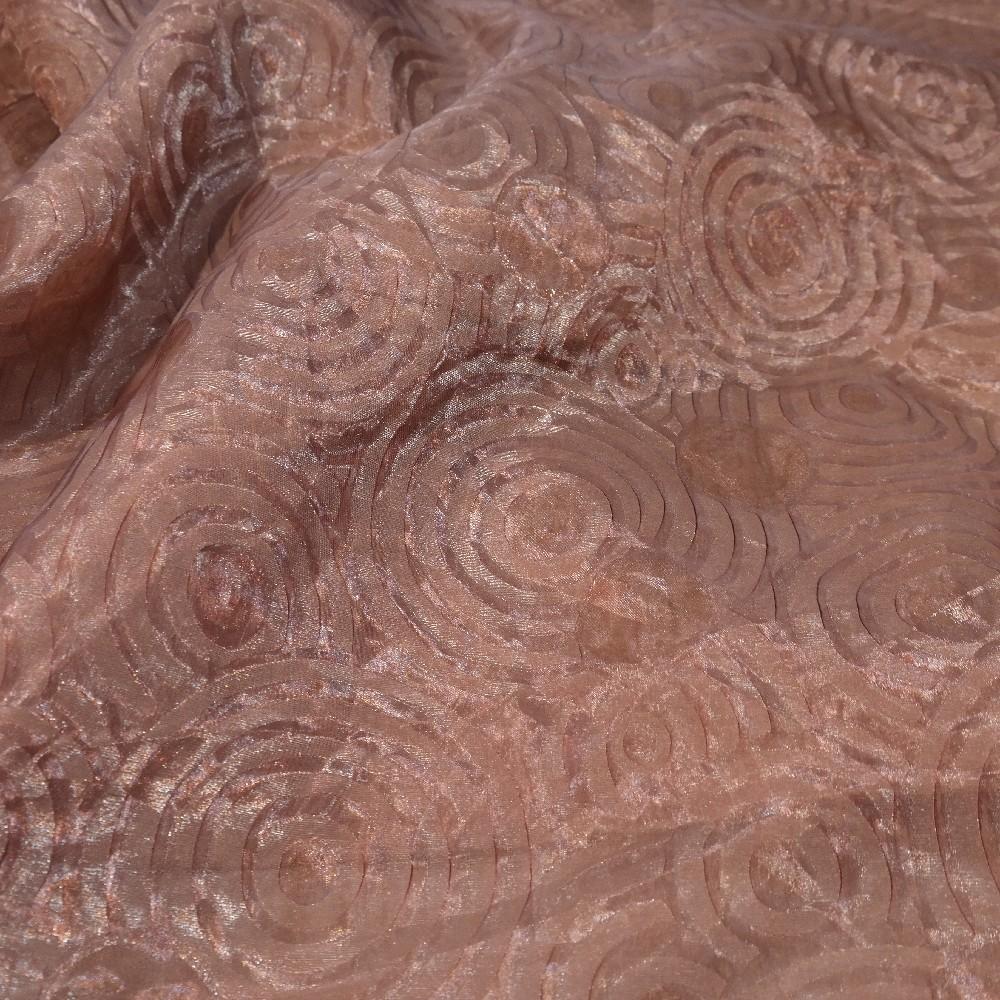záclona organza olůvko 300cm