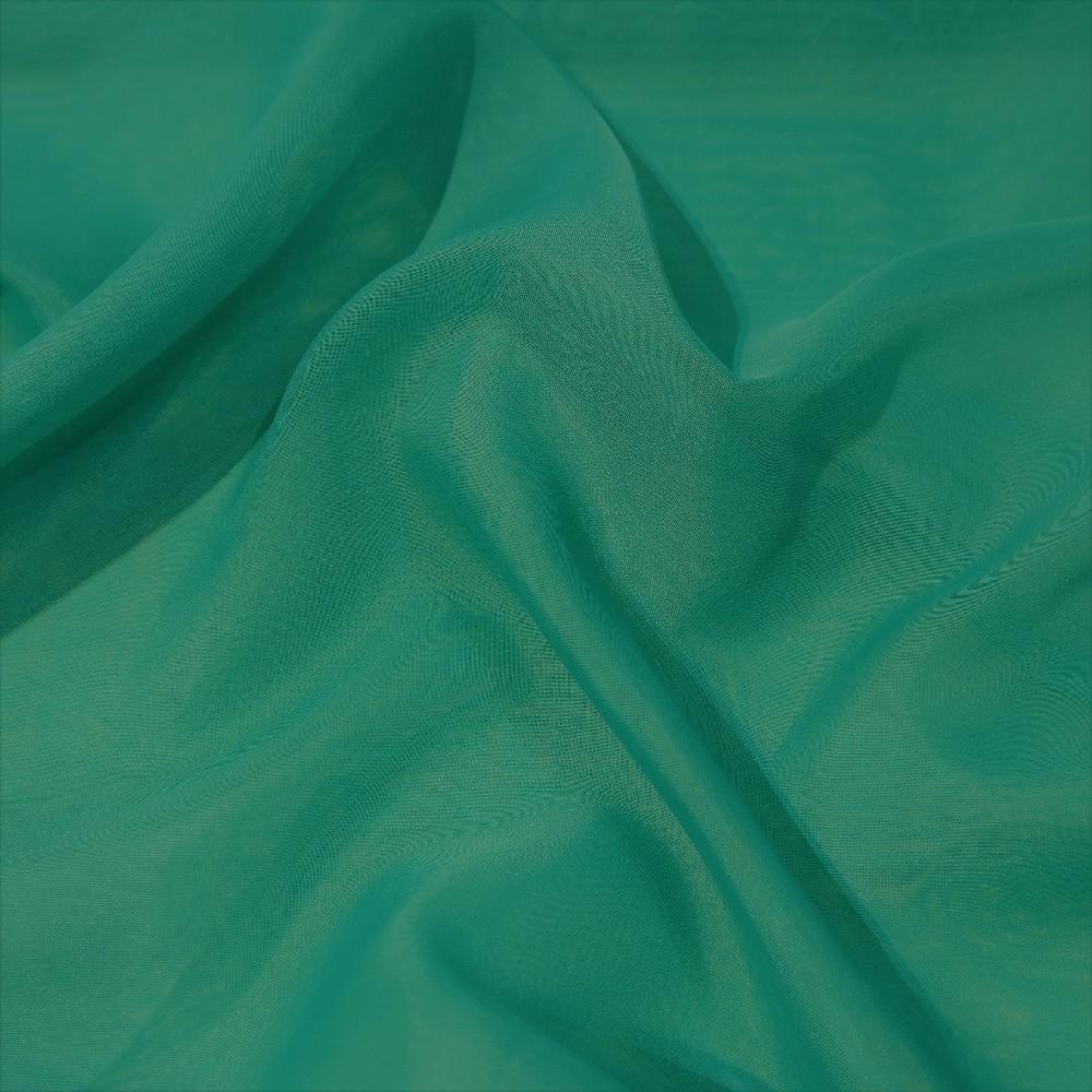 záclona voál zelený š.150 A