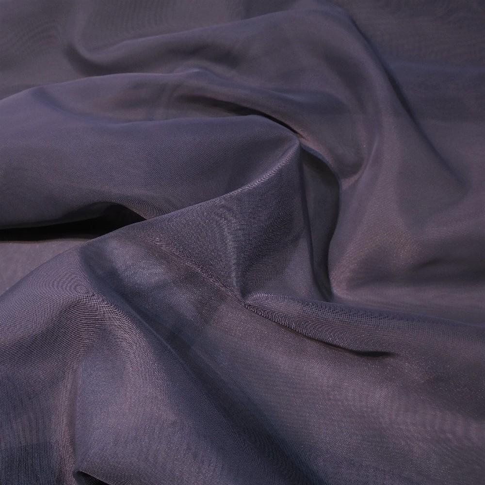 záclona voál šedý š.150