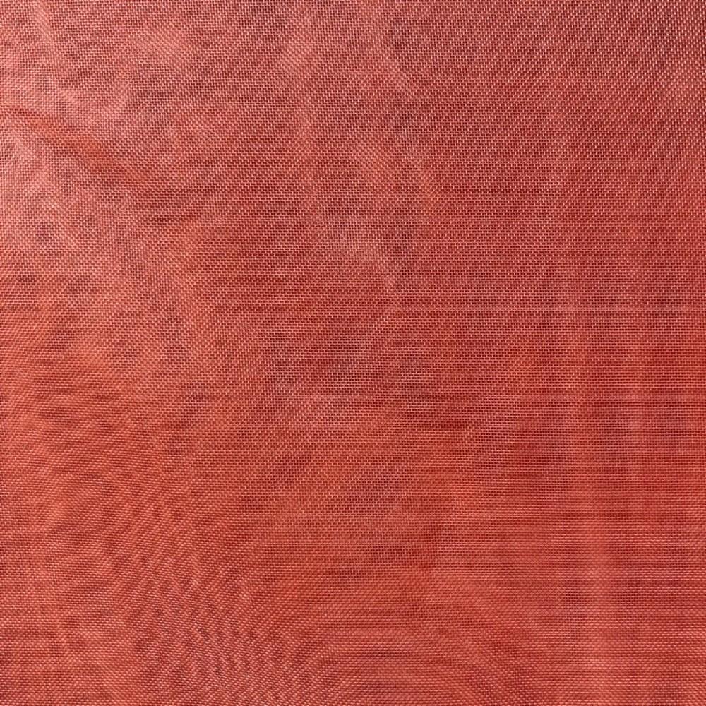 záclona voál oranžový