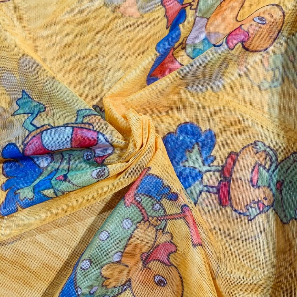 záclona žakár dětská š.155