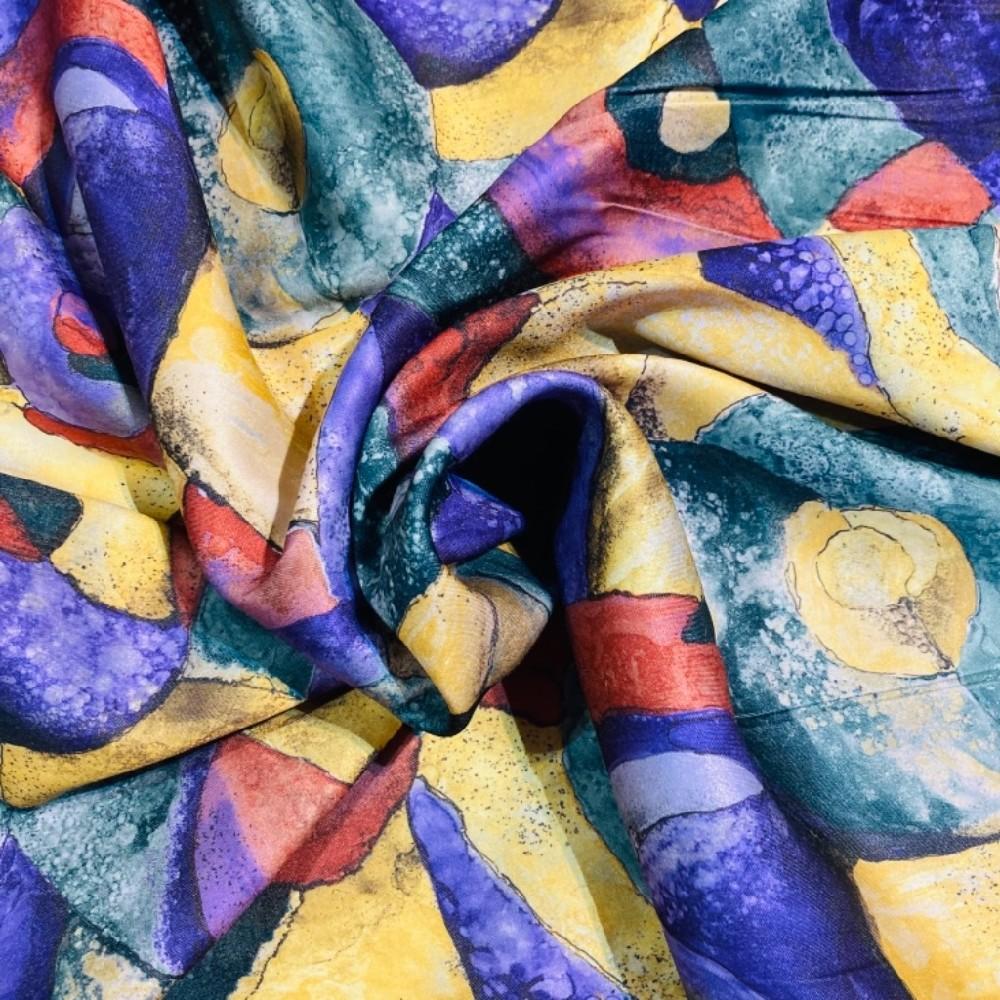 dekoračka abstraktní š.150