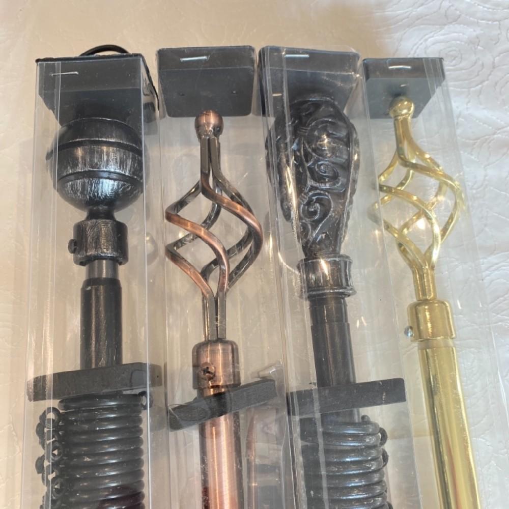 garniž kovová 160x210 rozpínací