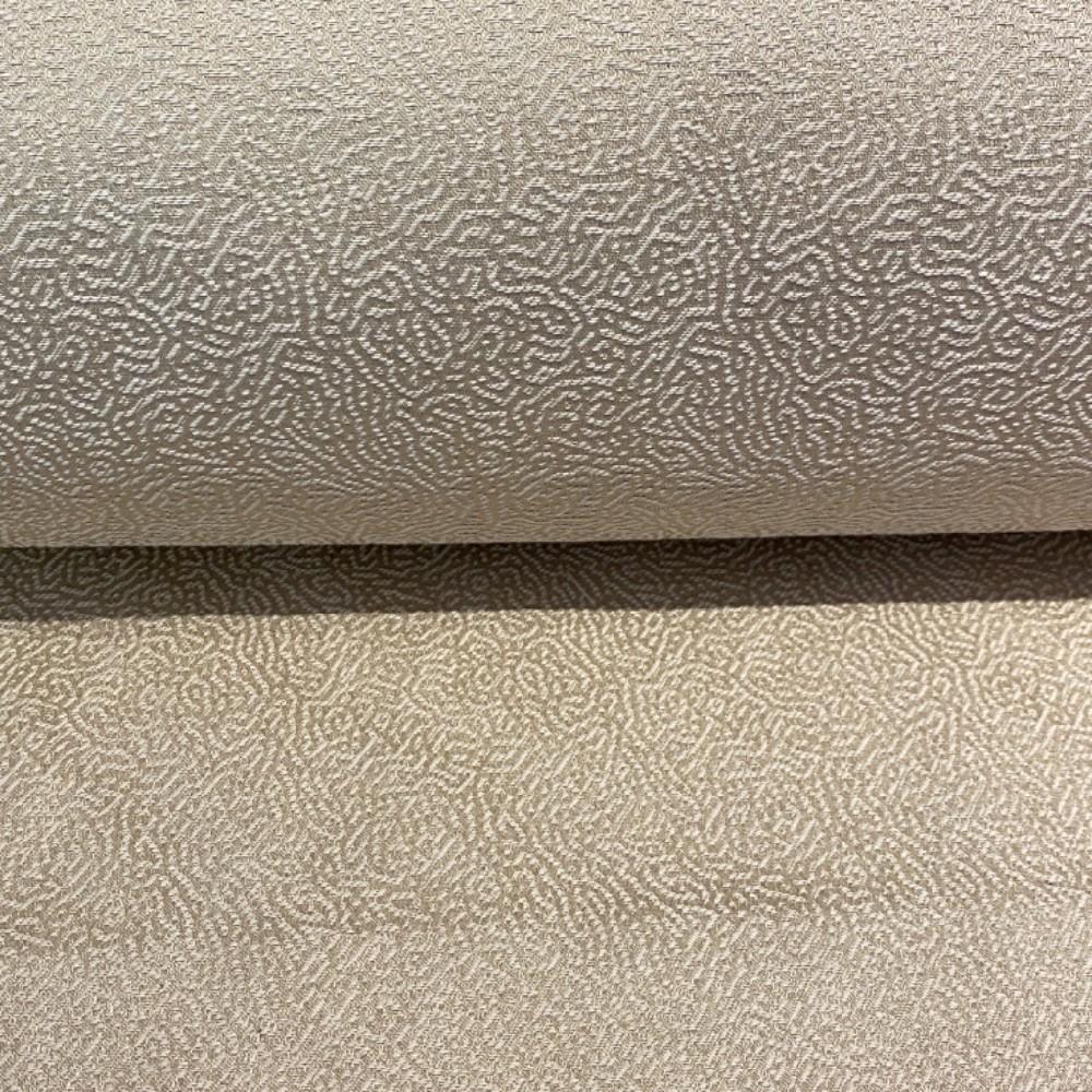 dekoračka krém/zlat135cm vytlač.vzorpes/ba