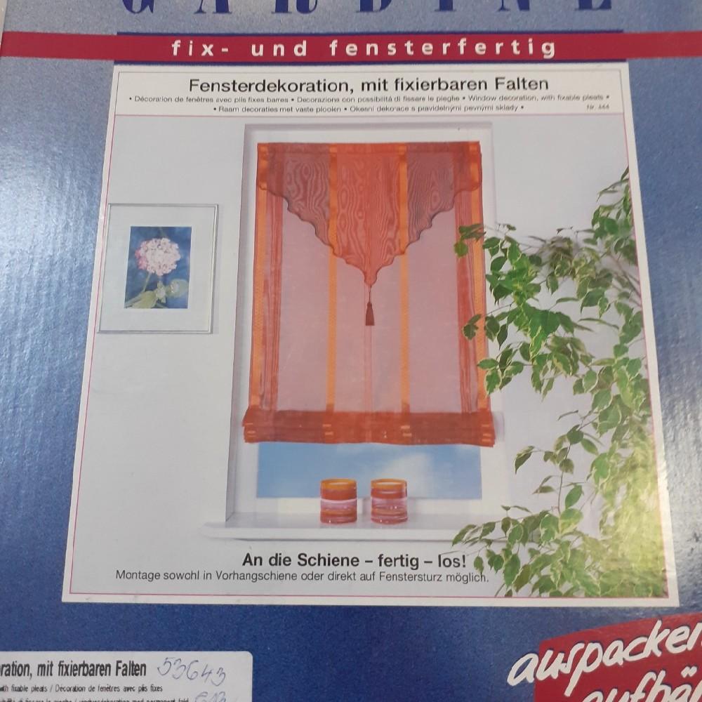 záclona 54x140 cm