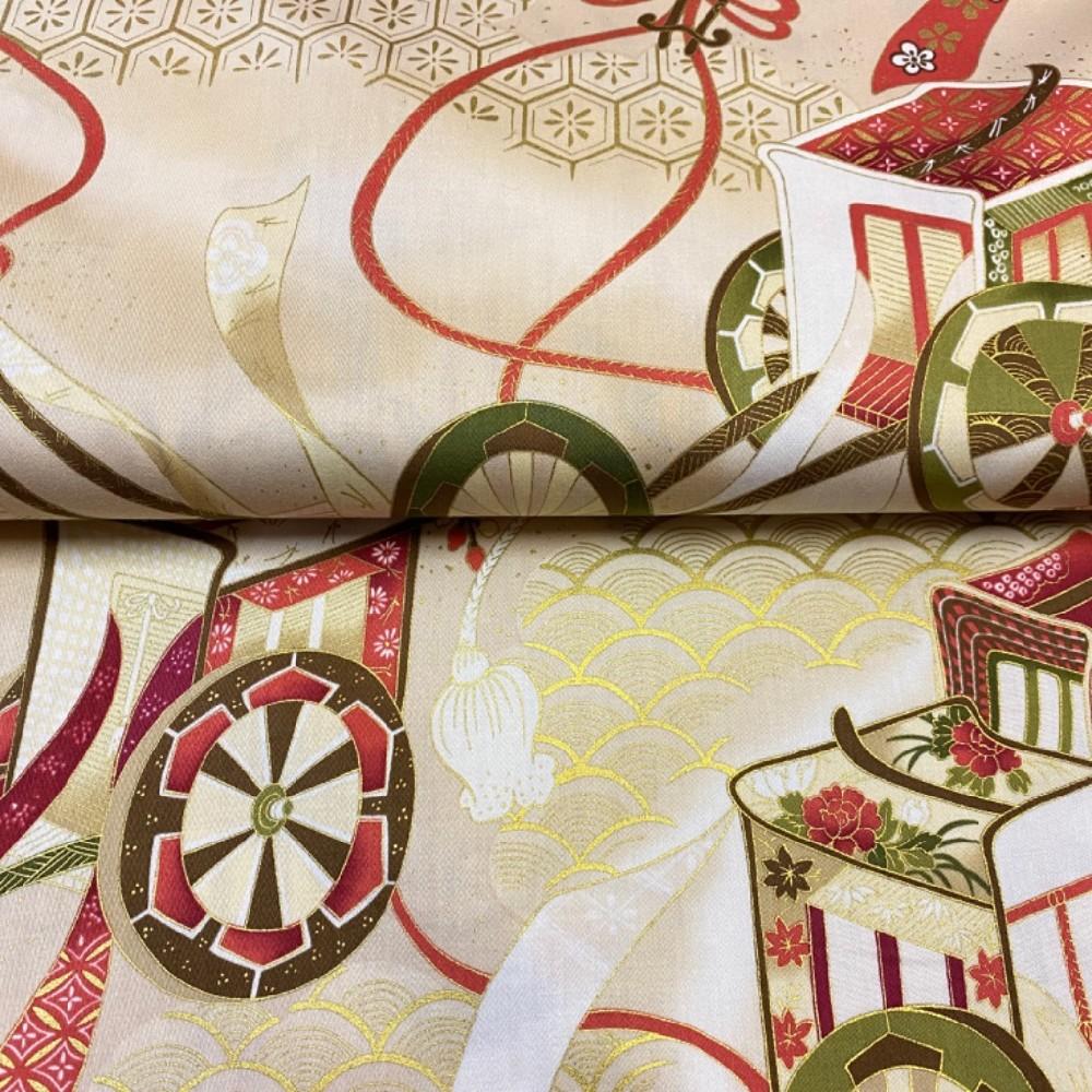 bavlna vánoční 110cm ba