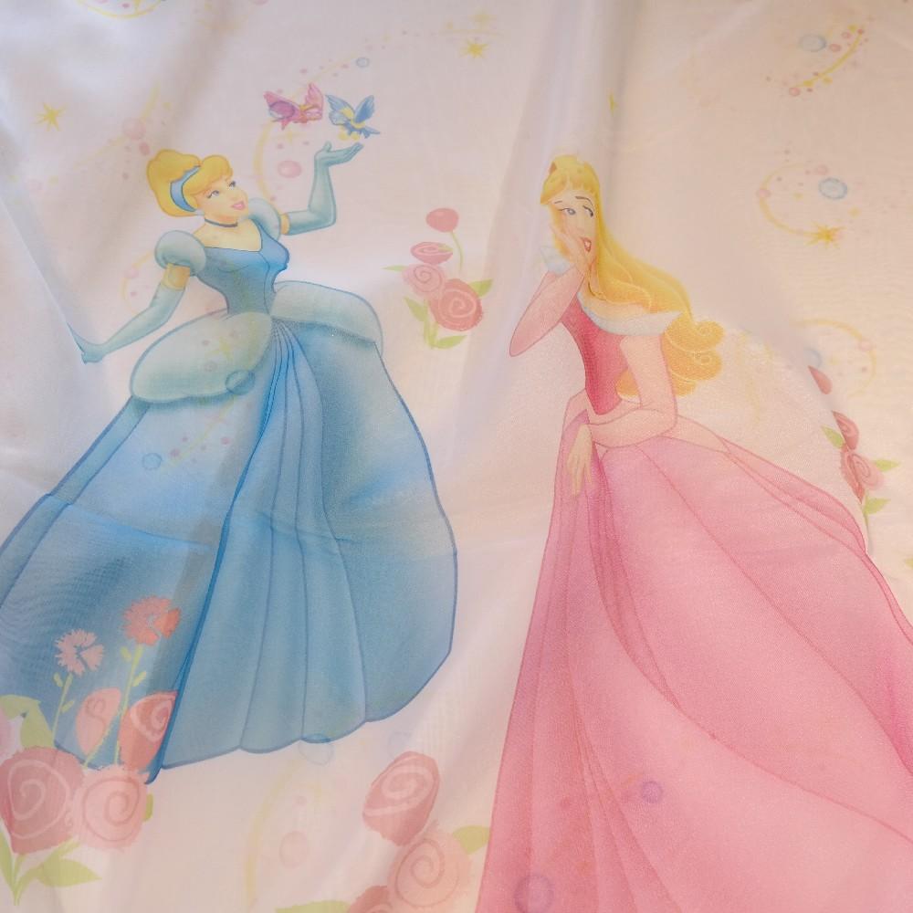 záclona Ra voál dětský princezny v.280cm