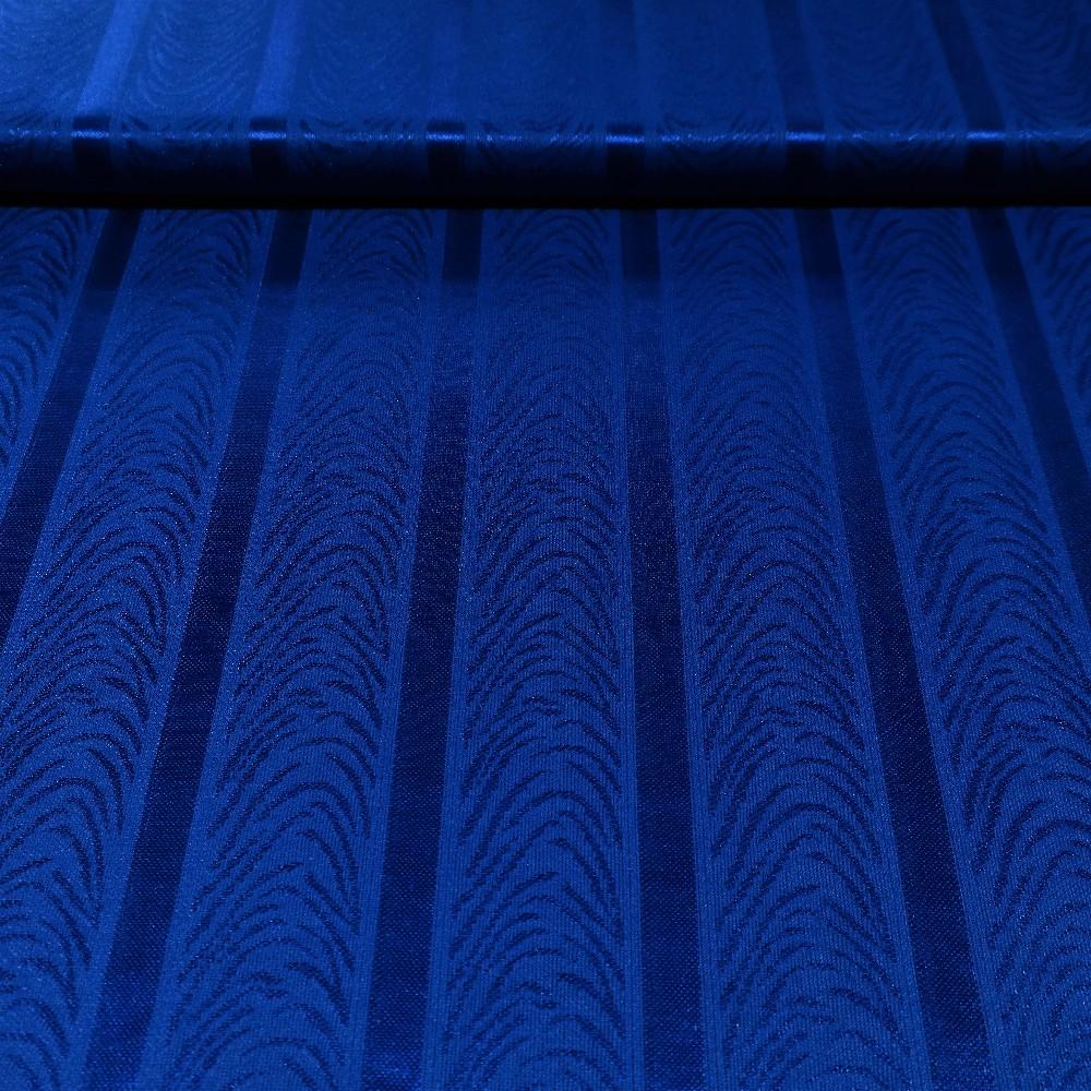 dekoračka Bistor 6100/165 modrá 160 cm