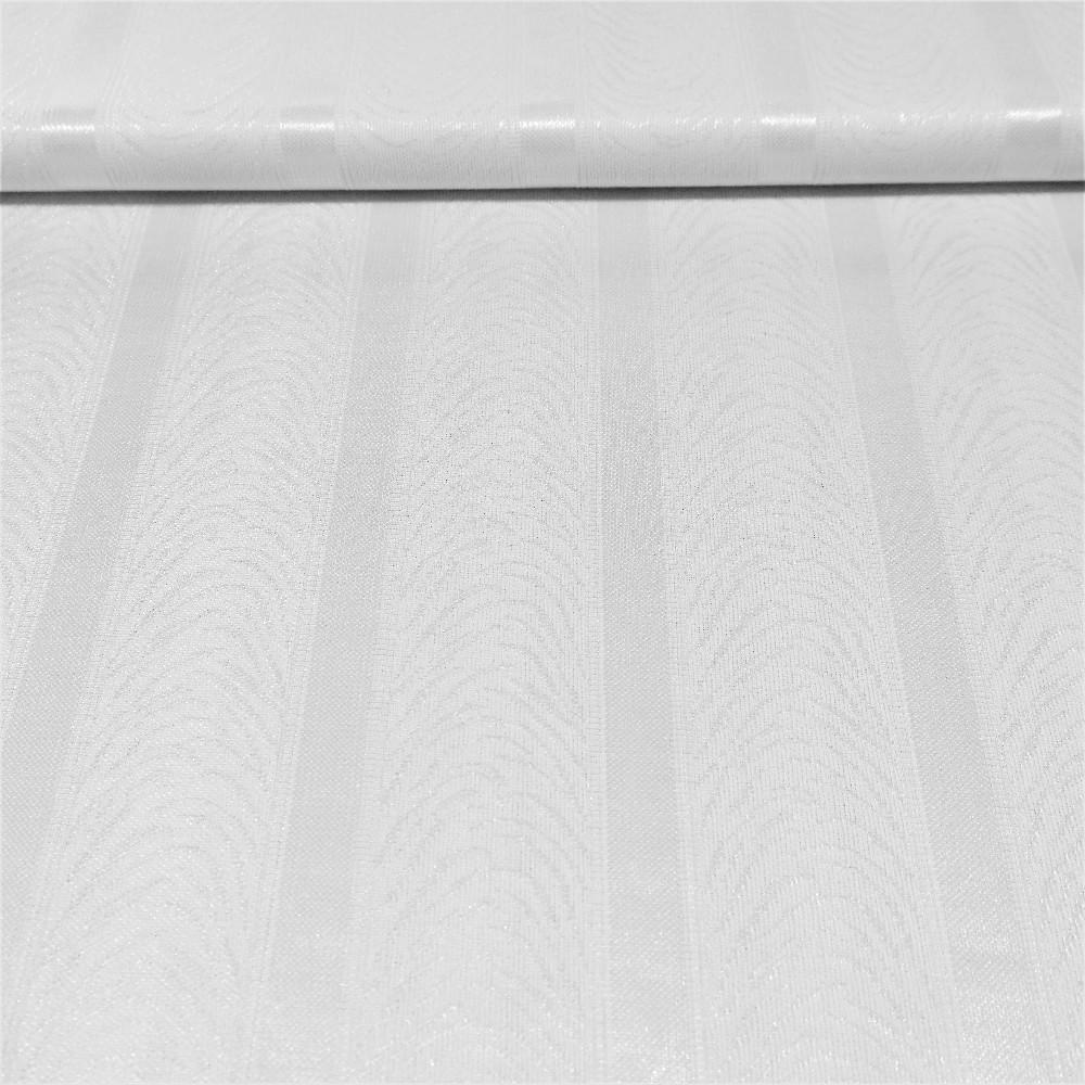 dekoračka bílá úplet 0900/160  1 j.