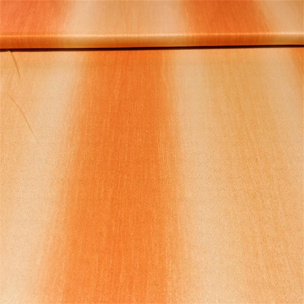 dekoračka Bistor oranžovobéžová duha š.160cm