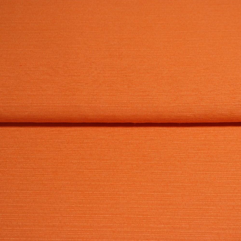 dekoračka oranžová retro š.150