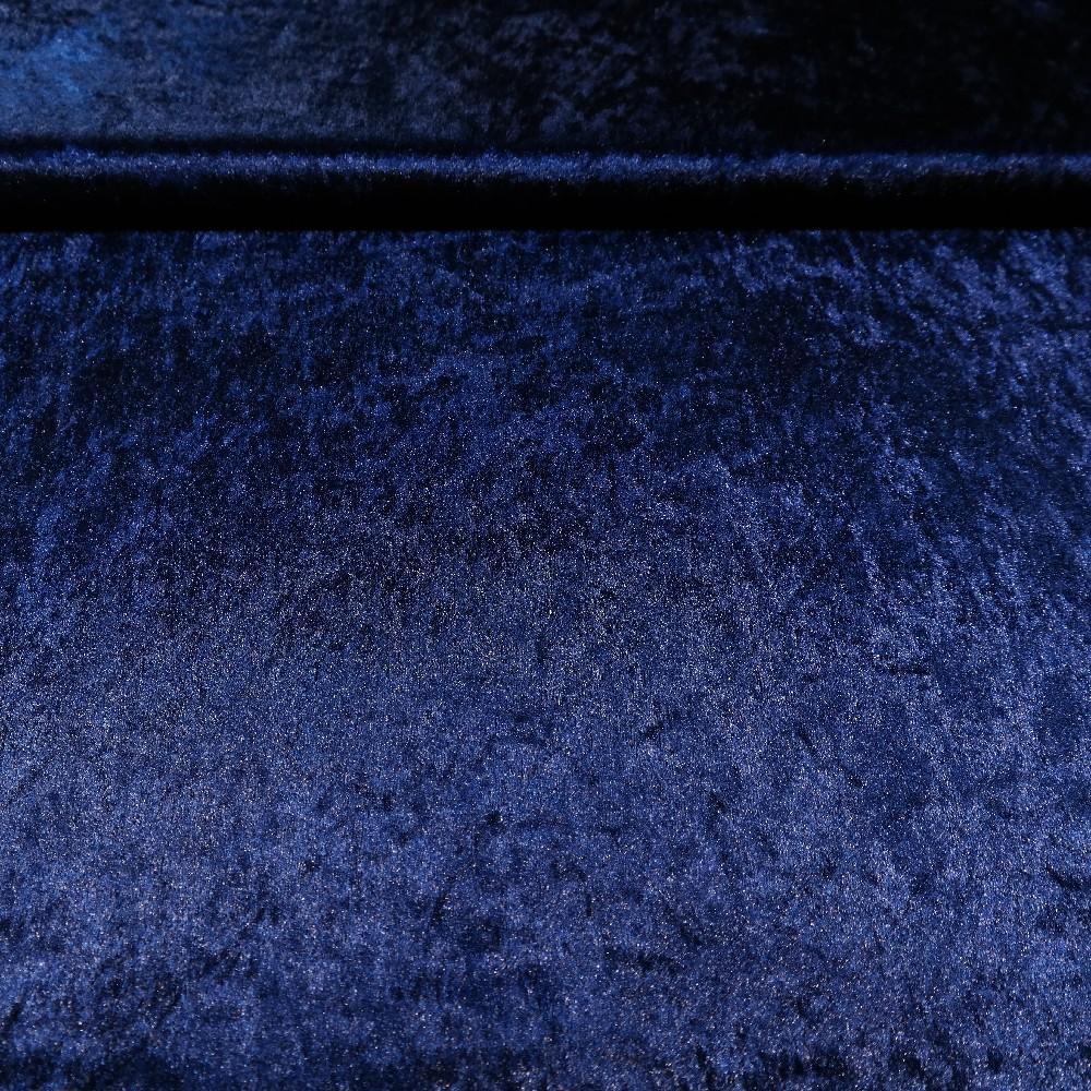 velur modrý tmavě