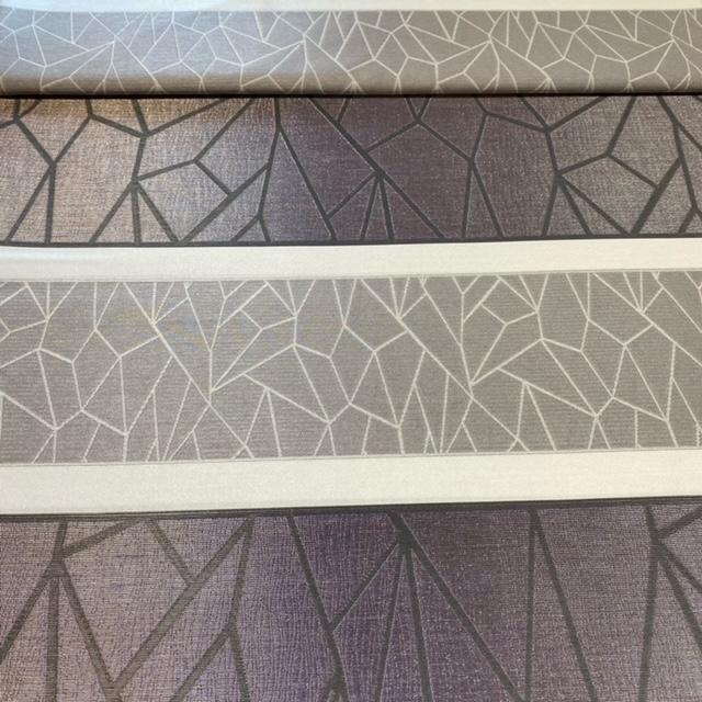 dekoračia Un Tadeo 6544/450/140 fial.stří.šedá