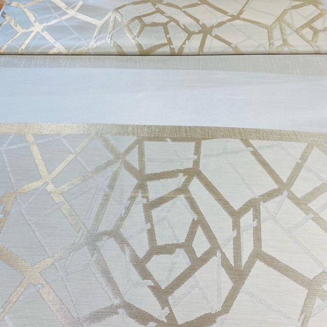 dekoračka Un 6539/200/140 zlato béžová ab.vzor